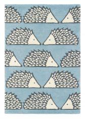 Niebieski Dywan Dziecięcy – SPIKE MARINE 26808 Scion Living