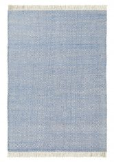 Niebieski Dywan Kilimowy - ATELIER CRAFT 49508 Brink & Campman