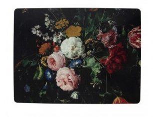 Zestaw podkładek Flowers kpl.4szt 30x40cm