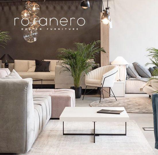 Rosanero – designerskie meble i akcesoria do wyposażenia wnętrz w ofercie BBHome