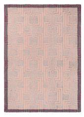 Różowy Dywan Geometryczny – KINMO PINK 56802 Ted Baker