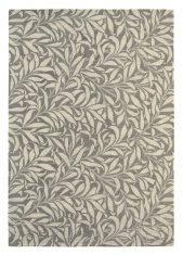 Szaro Beżowy Dywan w Kwiaty – WILLOW BOUGH MOLE 28304 Morris & Co.