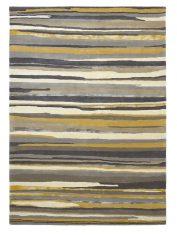 Szaro Żółty Dywan w Paski – ELSDON LINDEN 44006 Sanderson