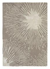 Szary Dywan w Kwiaty – SHORE STONE 40601 Harlequin