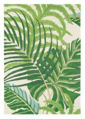 Zielony Dywan w Kwiaty - MANILA 46407 Sanderson