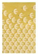 Żółty Dywan Dla Dzieci – PAJARO OCHRE 23906 Scion Living