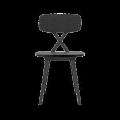 Nowoczesne krzesło X  QeeBoo