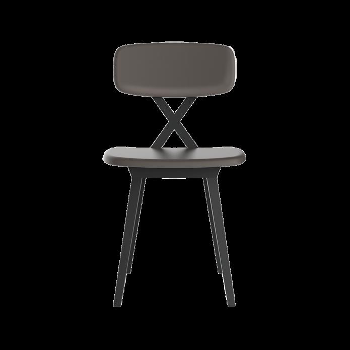 Nowoczesne krzesło X qeeboo bbhome