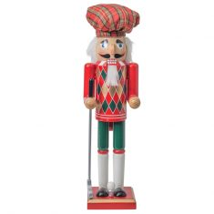 Figurka Nutcracker Golfer BBHome 38cm
