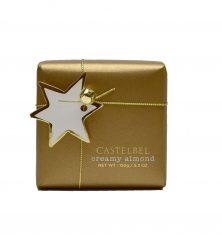 Mydełko Xmas Sparkle Creamy Almond Castelbel 150g