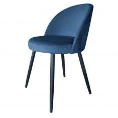 Krzesło tapicerowane Pello 49x54x76cm