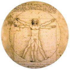 Przycisk do papieru Vinci 8×3,5cm