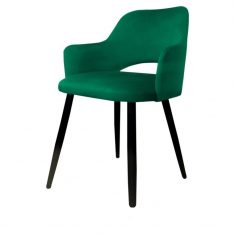 Krzesło z podłokietnikami Pello 42x43x76cm
