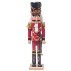 Figurka Nutcracker King BBHome 50cm