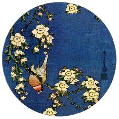 Przycisk do papieru Hokusai 8×3,5cm