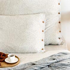 Poszewka na poduszkę White Senne Marzenie MOYHA bbhome