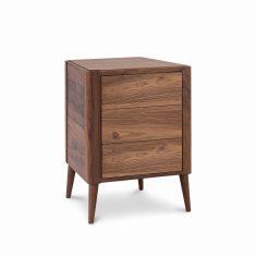 Szafka nocna z szufladami AMARANTH Ziemann 65x45x75cm