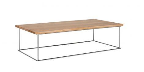 Stolik prostokątny Classic dąb Sits 130x 70x35cm (Kopia)