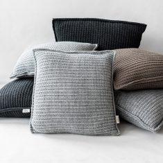 Poduszka Miła Grey moyha bbhome