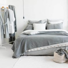 Narzuta Favorite Grey MOYHA 240x230cm