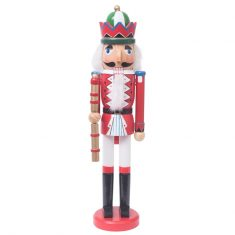 Figurka Nutcracker Small King BBHome 25cm