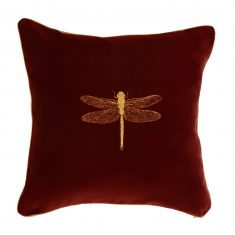 Poduszka dekoracyjna Dragonfly Ore Insectarium N°1 Maja Laptos Studio 45x45cm