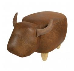 Stool Bull pufa dla dzieci 60x32x36cm