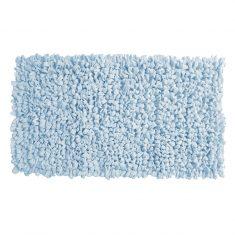 Dywanik łazienkowy błękitny Loops Azure 60x120cm