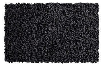 Dywanik łazienkowy Loops Carbon 60x120cm