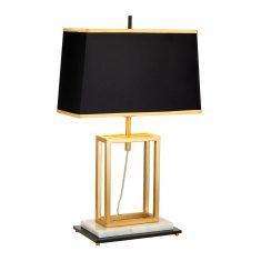 Lampa stołowa Atlas Almi Decor 45x72cm