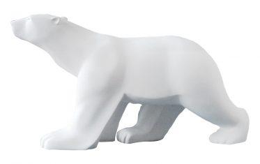 Niedźwiedź Polarny Francois Pompon 18cm rzeźba