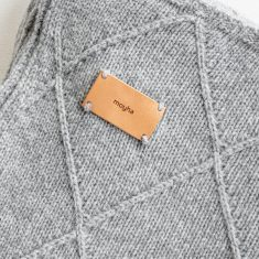 Pled w romby Noble Wool MOYHA 130x180cm