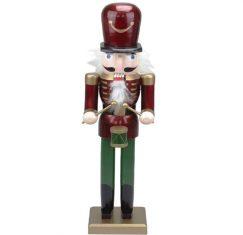 Duża figurka Nutcracker Drummer BBHome 80cm