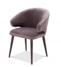 Krzesło Dining Chair Cardinale Eichholtz 62x55x79cm