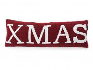 Poduszka świąteczna Xmas Knitted Lexington 70x25cm