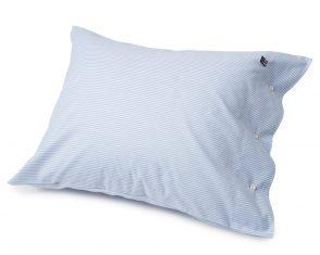 Poszewka na poduszkę Blue/White Icons Pin Point Pillowcase Lexington