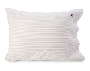 Poszewka na poduszkę Grey/White Icons Pin Point Pillowcase Lexington bbhome