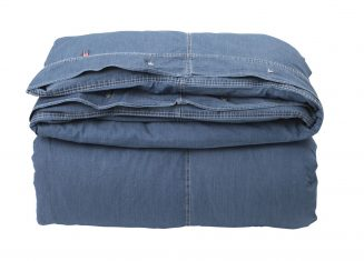 Poszwa na kołdrę Icons Washed Denim Duvet Lexington bbhome