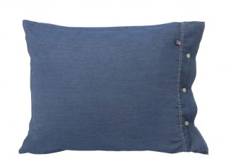Poszewka na poduszkę Icons Washed Denim Pillowcase Lexington bbhome