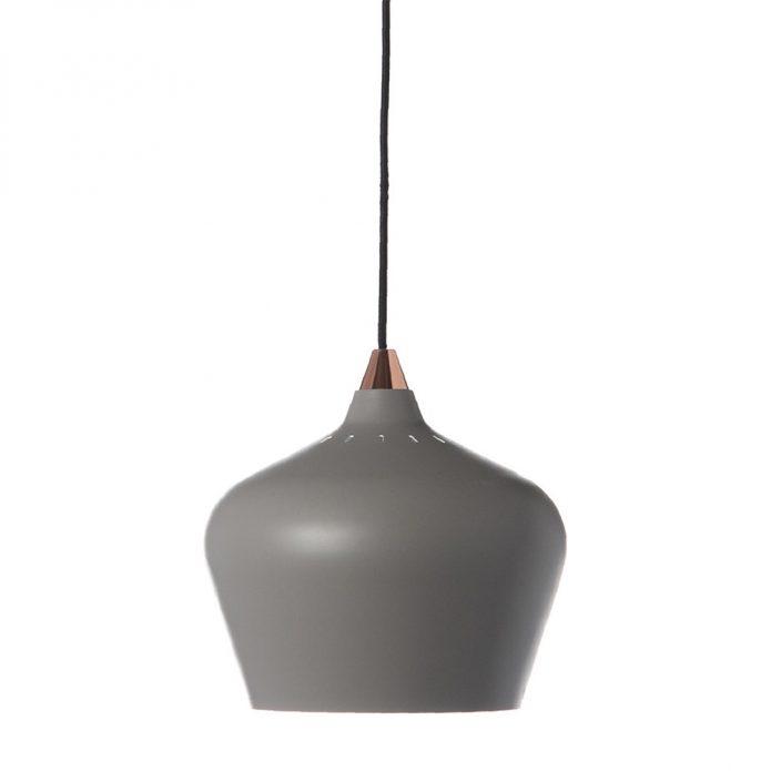 Lampa wisząca Cohen Grey Matt Frandsen bbhome