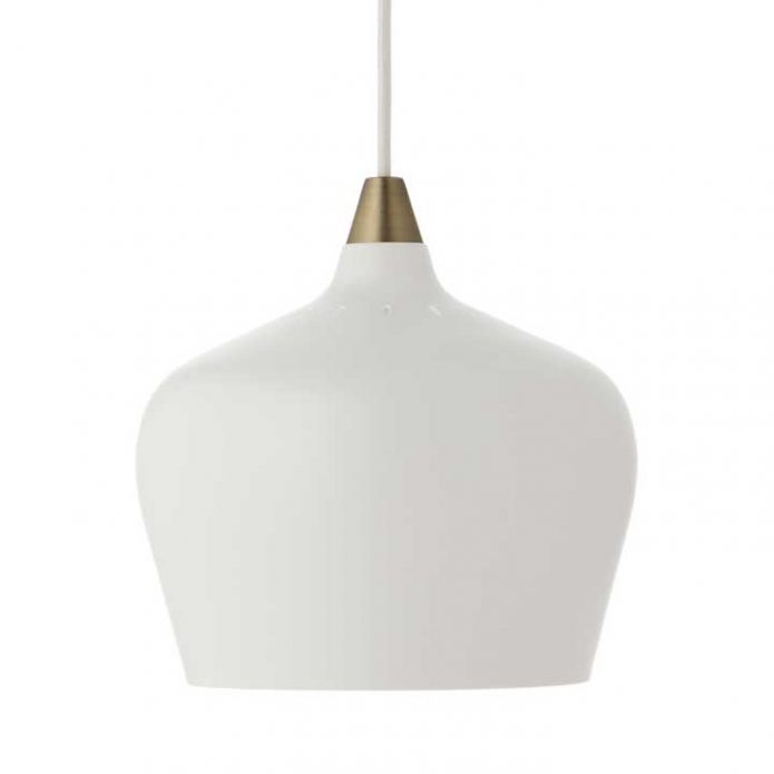 Lampa wisząca Cohen White Frandsen bbhome
