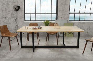 Stół industrialny Ostfold