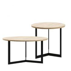 Komplet stolików Nordcapp Slim kpl.2szt