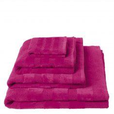 Ręcznik Coniston Fuchsia Designers Guild bbhome