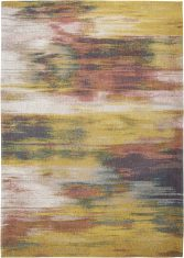 Wielokolorowy dywan nowoczesny - HYDRANGEA MIX 9117 Louis De Poortere