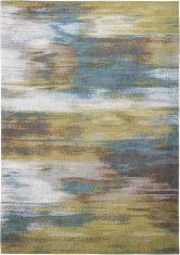 Wielokolorowy dywan nowoczesny - NENUPHAR BRONZE 9118 Louis De Poortere