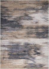 Szaro Beżowy dywan nowoczesny - GIVERNY BEIGE 9121 Louis De Poortere