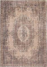 Brązowo Beżowy Dywan Vintage - FOSCARI BROWN 9139 Louis De Poortere