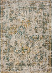 Dywan Kolorowy Vintage – FENER 9127 Louis De Poortere