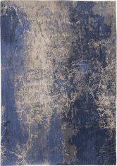 Dywan Niebieski- ABYSS BLUE 8629 Louis De Poortere